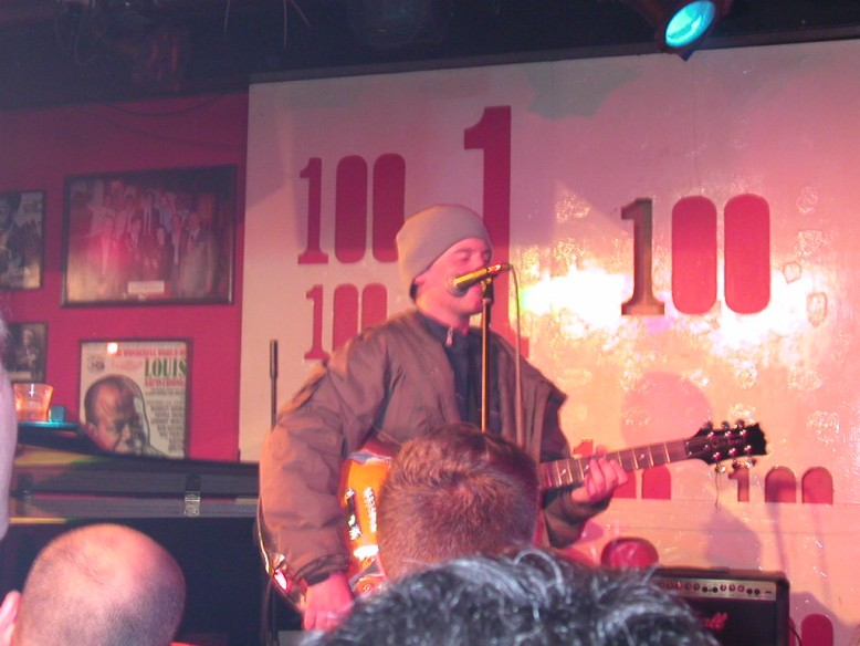 Television Personalities at the 100 Club
