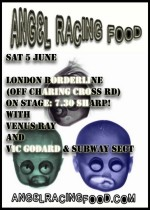Angel Racing Food London Borderline