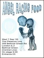Angel Racing Food Pleasure Unit