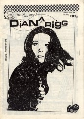 Diana Rigg issue 1